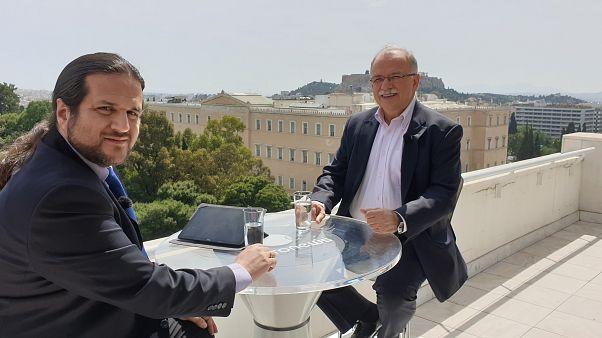 Παπαδημούλης στο euronews: Οι δημοσκοπήσεις θα διαψευστούν