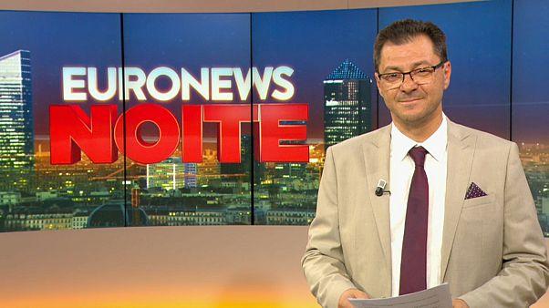 Euronews Noite | As notícias do mundo de 20 de maio de 2019