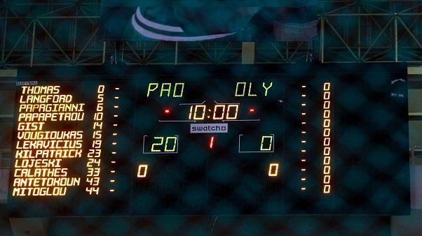 Μπάσκετ: Μια ανάσα από την Α2 ο Ολυμπιακός