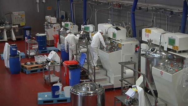 Más de 650 empresas emplean sustancias químicas sin pasar el control de la UE