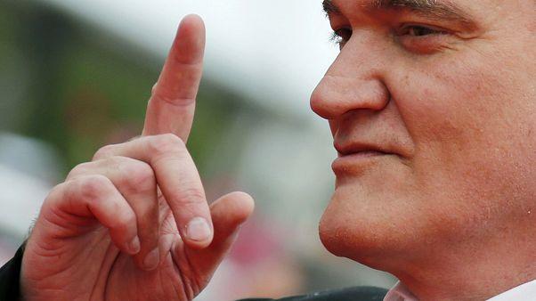 Tarantino irrumpe en Cannes