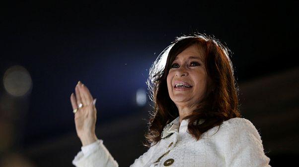 Cristina Fernández, en el banquillo de los acusados