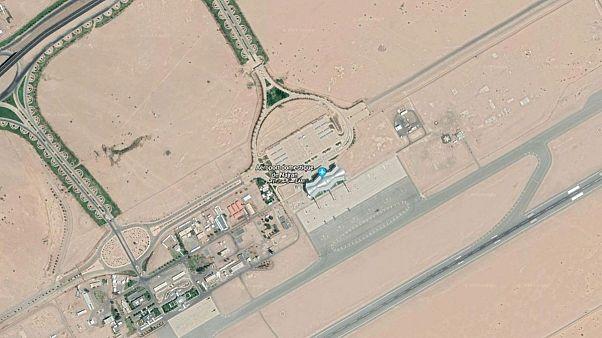 حوثیها: با پهپاد انبار سلاح در فرودگاه نجران عربستان را هدف گرفتیم