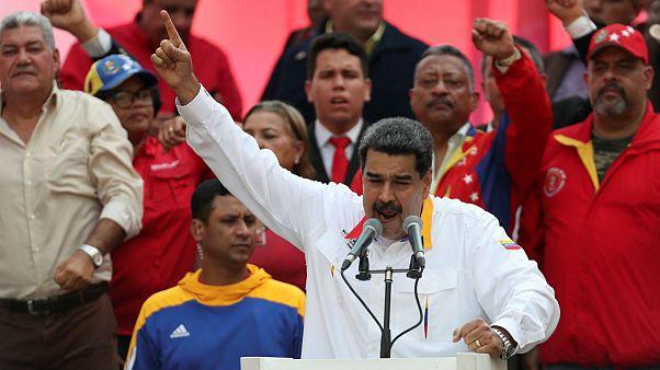 پیشنهاد مادورو برای برگزاری انتخابات پارلمانی زودهنگام در ونزوئلا