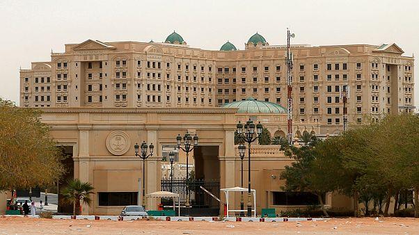 فندق الريتز-كارلتون في الرياض