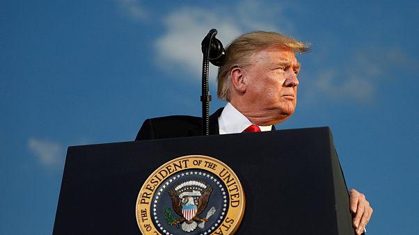 Trump: İran Amerikan hedeflerine saldırırsa çok sert karşılık alır