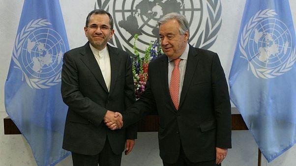 ایران به سازمان ملل: دامنه هرگونه درگیری احتمالی از سطح منطقهای فراتر میرود
