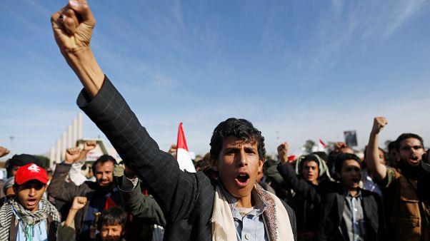 التحالف: الحوثيون استهدفوا منشأة مدنية في نجران