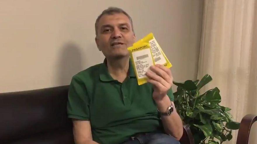 Prof. Dr Haluk Savaş pasaportunu aldı: Mucizevi bir şey gerçekleşti