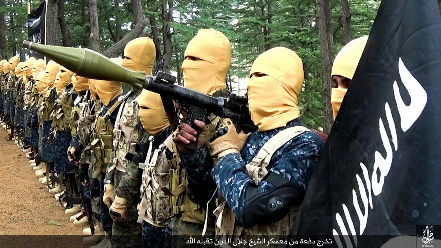 جنگجویان دولت اسلامی در افغانستان (ولایت خراسان)