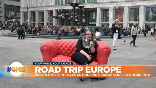 Road Trip Europe Day 46 Berlin: Housing prices skyrocket