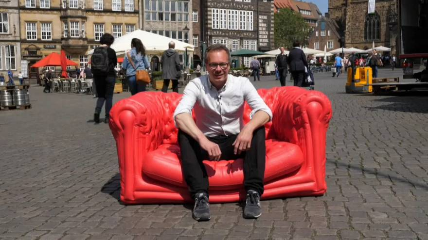 Road Trip Europe Day 47 Bremen: 'Each country should look out for itself'
