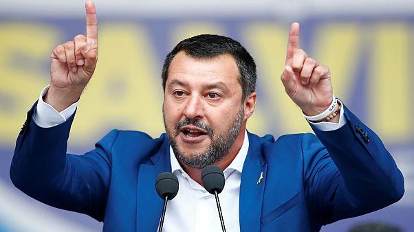 وزير الداخلية الإيطالي ـ ماتيو سالفيني
