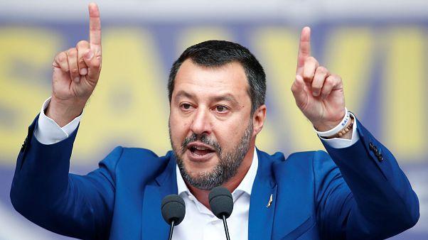 نماینده پارلمان اروپا: سالوینی از پوتین پول گرفته تا اروپا را نابود کند