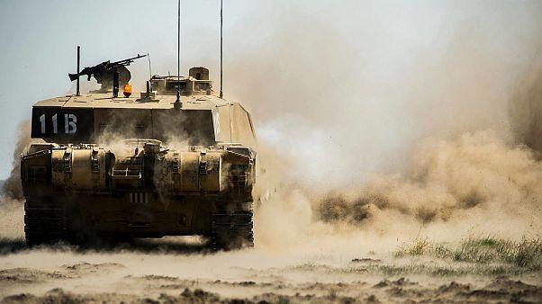 دبابة تشالنجر 2 البريطانية