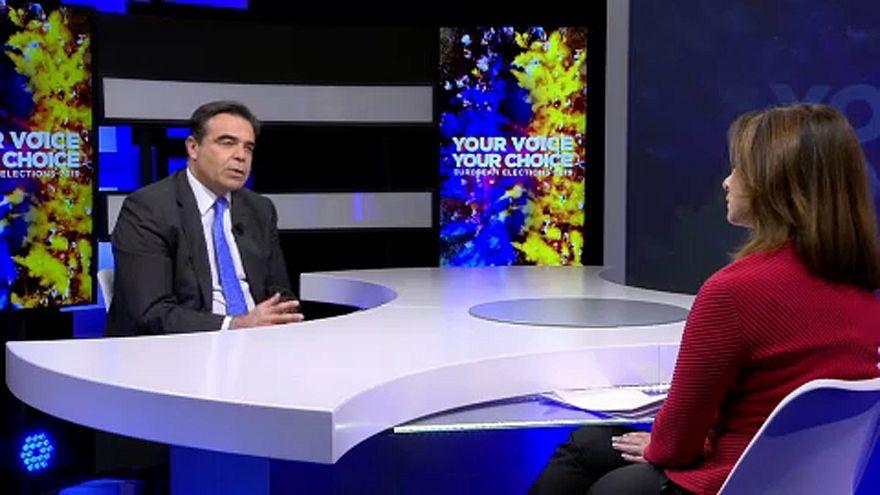 Μ.Σχοινας: «Η Ευρώπη δοκιμάστηκε στην Ελλάδα»