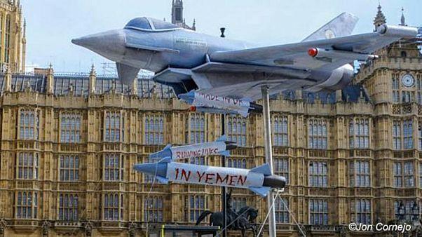 تشکیل کمیته شهروندی در بریتانیا برای تحقیق درباره فروش سلاح به عربستان
