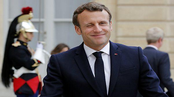 Fransız gazetecilerden Macron'a rest: Röportajını yayınlamadılar