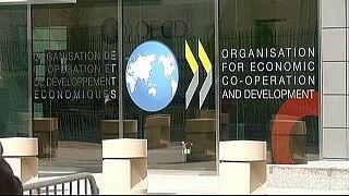 منظمة التعاون الاقتصادي والتنمية تدعو إلى تجاوز النزاعات التجارية بين الصين والولايات المتحدة