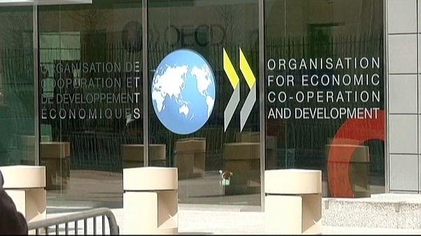 L'OCDE abaisse à nouveau ses prévisions pour la croissance mondiale