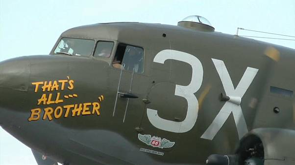 The C-47 had a lucky escape after being found in a restoration yard