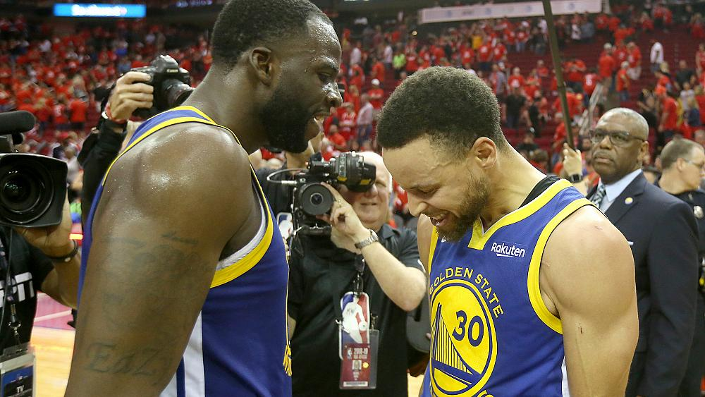 Nba: Warriors in finale per il quinto anno consecutivo