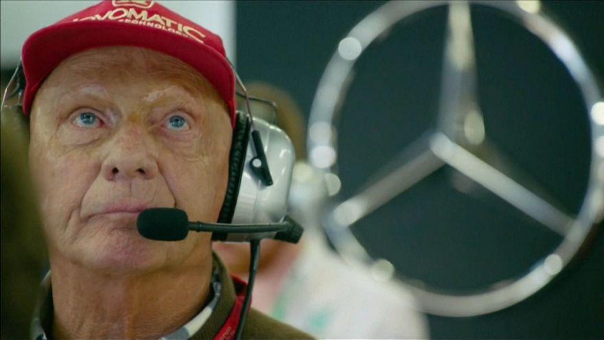 Niki Laudát gyászolja a világ