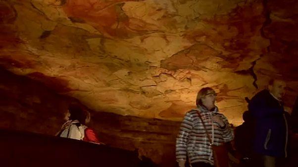 Altamira y el arte paleolítico vistos como hace 18.000 años