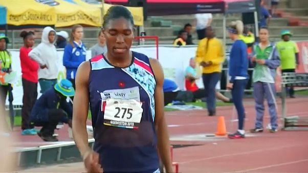Atletica: Caster Semenya correrà i 3.000 metri nella Diamond League