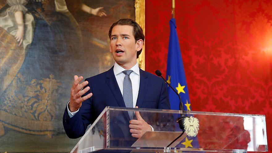 Austria to hold no confidence vote in Chancellor Kurz