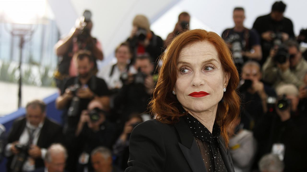 "Cannes : Isabelle Huppert incarne ""Frankie"", alter ego condamné"