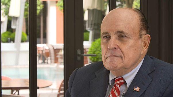 Video | Trump'ın avukatı Giuliani: Terörizmin en büyük destekçisi İran'ı izole etmeliyiz