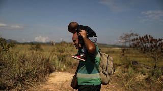 BM'den dünyaya çağrı: Venezuela'dan size sığınanları sınır dışı etmeyin