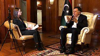 Exklusiv: Interview mit Libyens Regierungschef al-Sarradsch