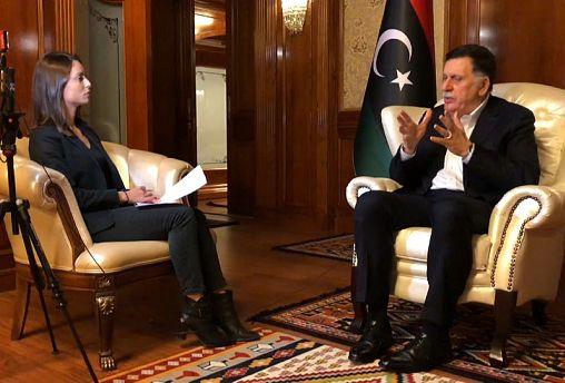 Euronews entra en el infierno de Libia