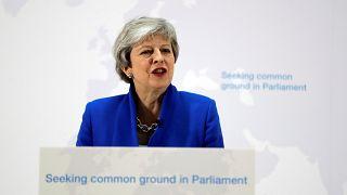 Brexit: Νέα πρόταση Μέι - Ρήτρα για δεύτερο δημοψήφισμα