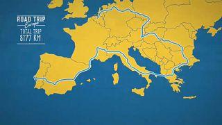 #Euroadtrip En ruta a las europeas-Día 48: Una jornada con los inmigrantes de Münster