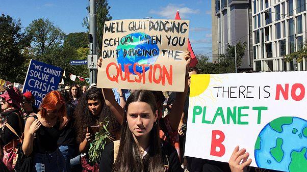 Óriási klímatüntetés lesz pénteken Magyarországon