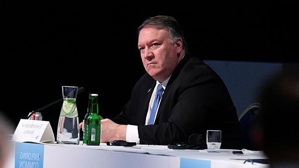 پمپئو: به احتمال زیاد ایران پشت خرابکاری نفتکشها در خلیج فارس قرار دارد