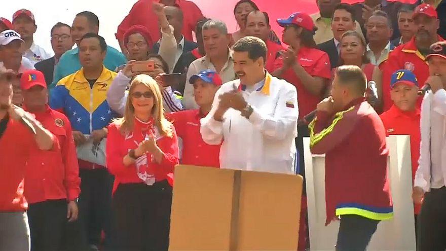 Nicolas Maduro propose des élections législatives anticipées