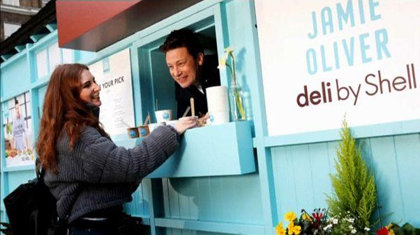 Quiebra la cadena de restaurantes británica de Jamie Oliver
