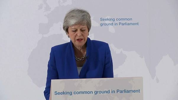Watch: Theresa's 10 points on how her new Brexit deal is different