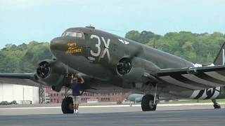 """Hurdalıkta unutulan II. Dünya Savaşı uçağı """"That's All, Brother"""" Normandiya semalarına dönecek"""