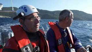 Meet the diving club volunteers saving migrants off Greece