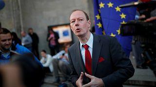 'Die Parti' lideri Martin Sonneborn