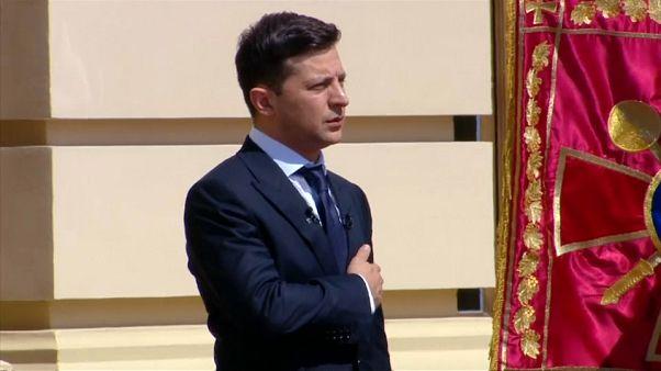 Ukraine : des législatives anticipées le 21 juillet