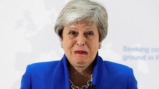 Терезе Мэй грозит новое голосование по вотуму недоверия