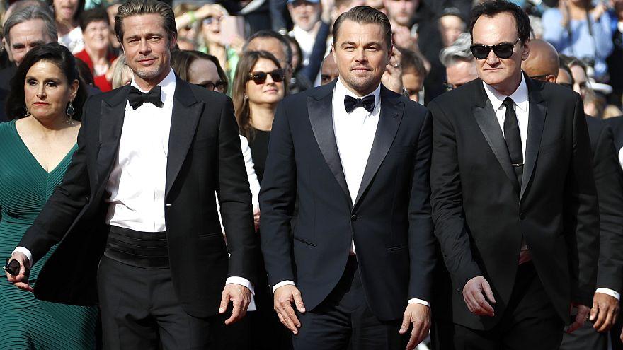 Vastaps és titkolózás Cannes-ban: bemutatták Tarantino új filmjét