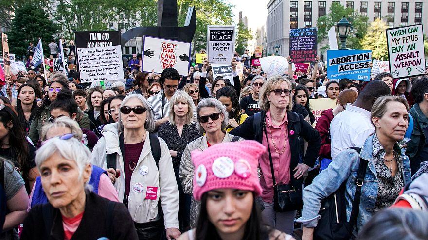 Alabama, legge sull'aborto: è forte protesta di associazioni e politici negli USA