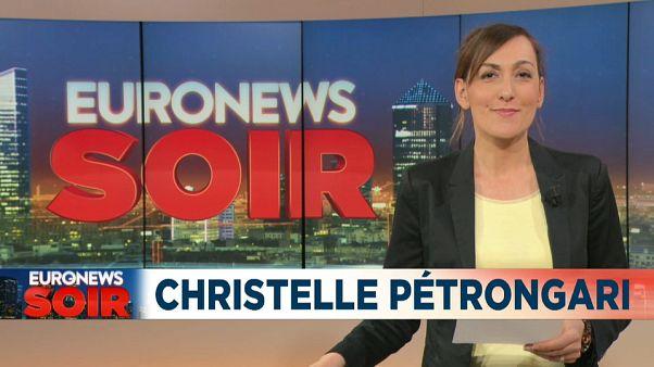 Euronews Soir : l'essentiel de l'actualité du 22 mai 2019